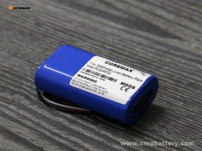 18650 li-ion battery pack 2s1p 7.4v 3000mah-0
