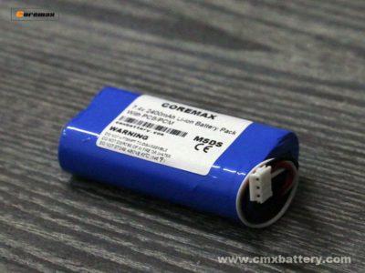Li-ion battery 7.4v 2400mAh POS Battery Pack 2S factory