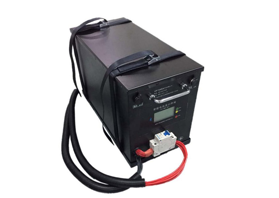12v 400Ah lithium RV battery with relay