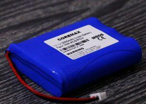 12 volt 18650 battery pack