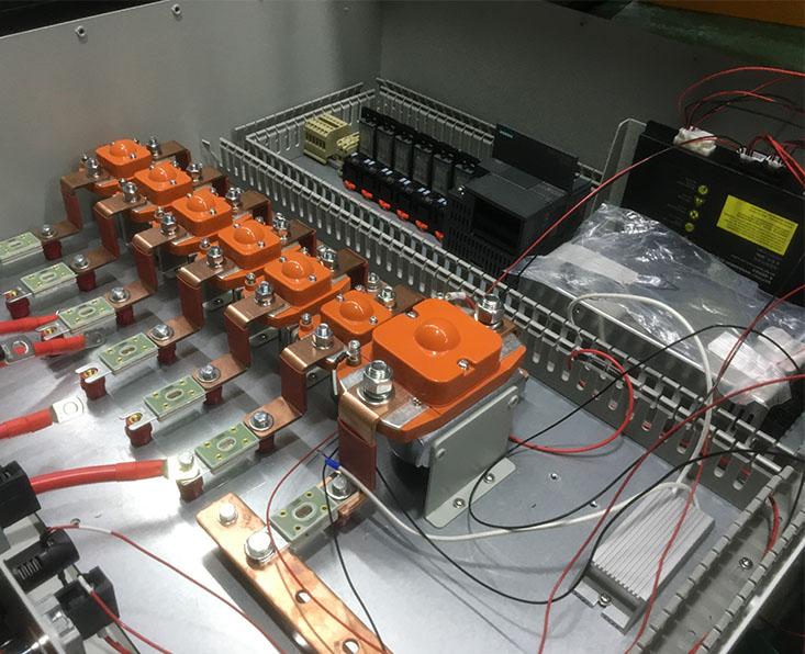 12v solar lithium battery