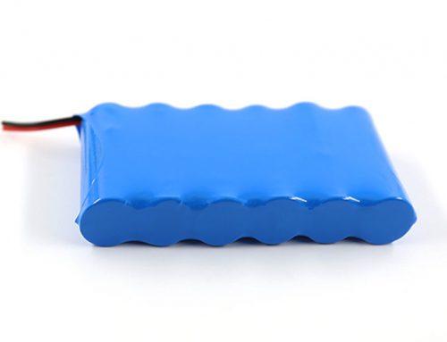 Lightweight 12v 5ah lithium ion battery cylinder for cctv