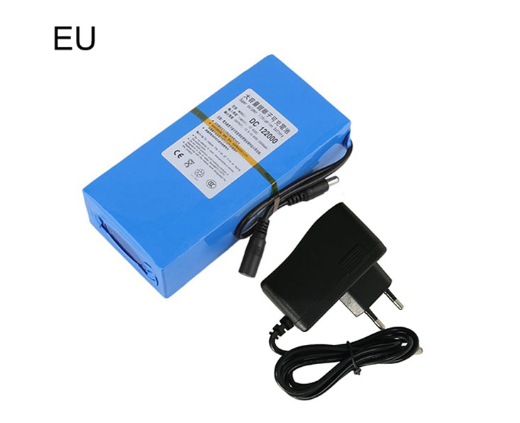 12v 20000mah lithium ion battery