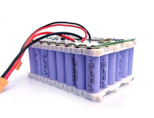 Mobile polymer bank 18650 battery pack 12v 100ah