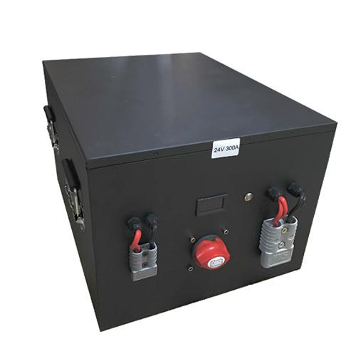 24v 300Ah Lithium industrial forklift batteries