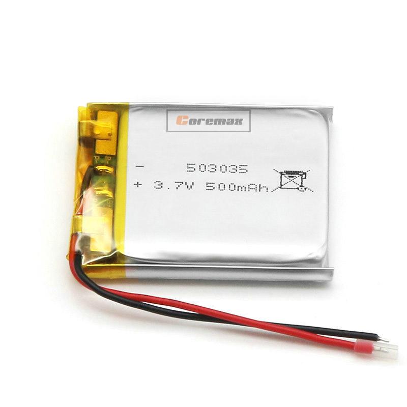 500mah lipo battery
