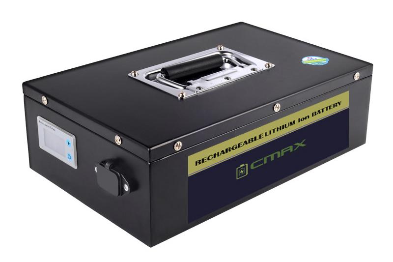 60v ebike battery