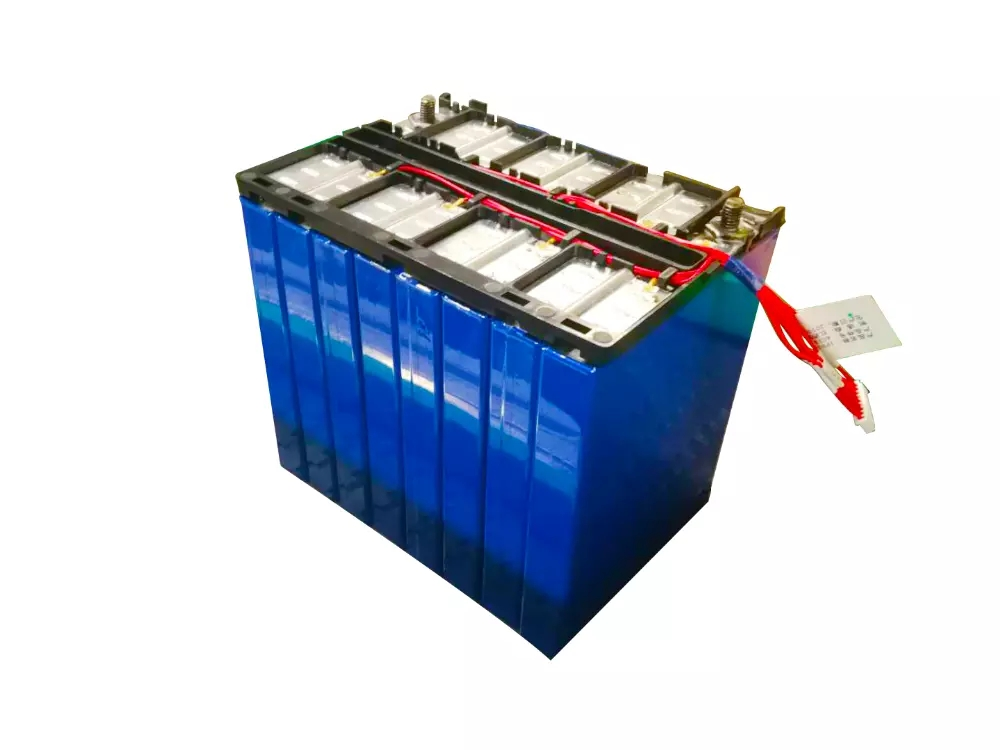 8 cells 1.4kwh lifepo4 battery