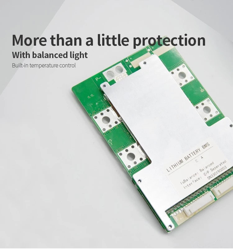 12v battery rechargeable battery BMS