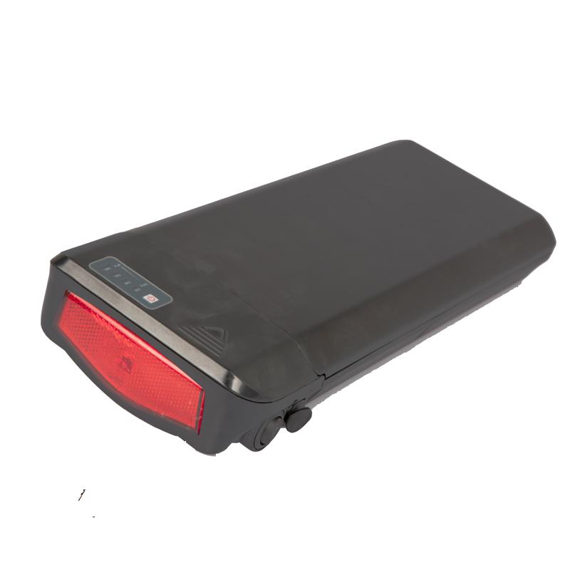 Rear Rack Lithium Battery Packs