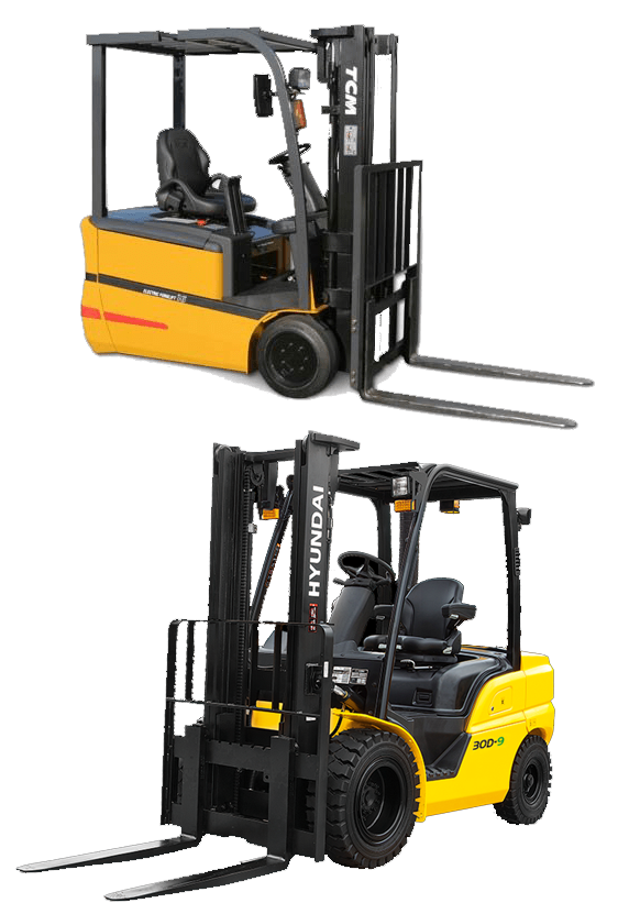 lithium ion forklift battery