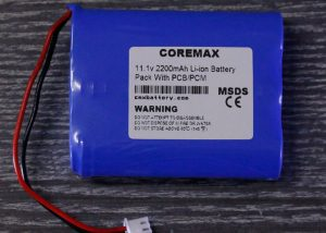 small 12 volt lithium battery