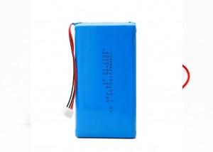 7.4 volt lithium polymer battery