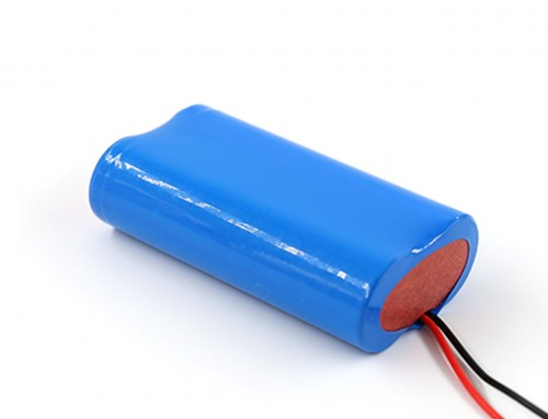 7.4V Lithium battery pack 18650 2000mah for Cash Machine Interphone POS Terminal