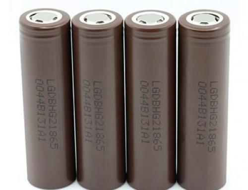 LG Chem lithium ion battery 18650 li ion cells