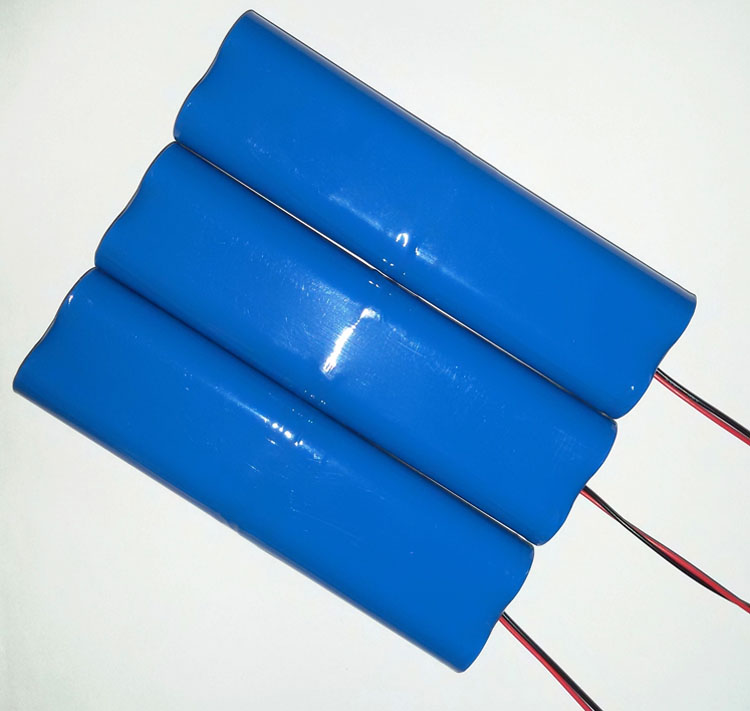 li ion battery pack 7.4 v 4000mah
