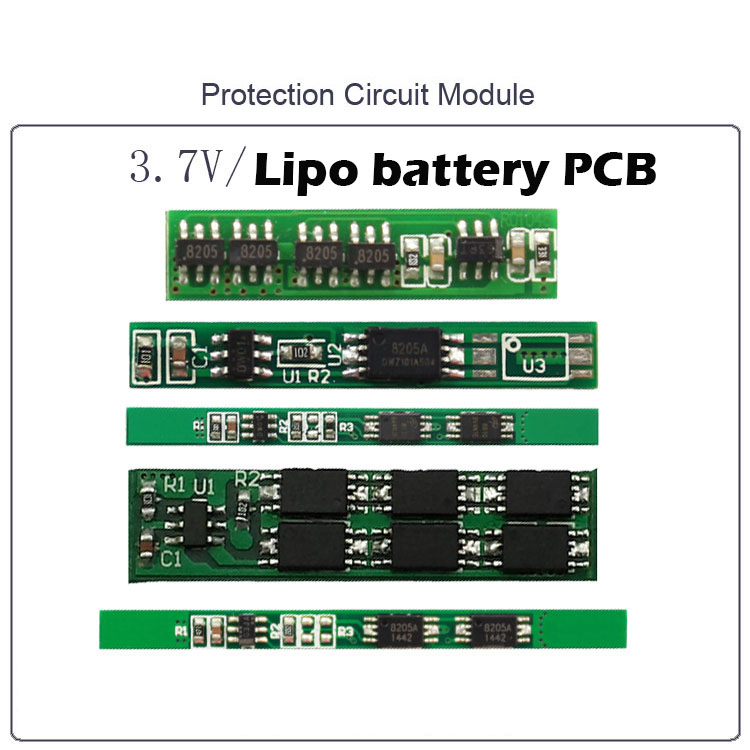 polymer battery protection circuit modules