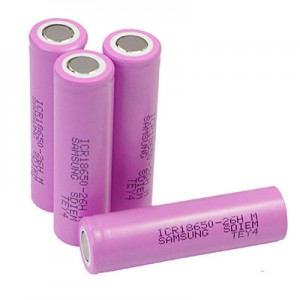 samsung 18650 rechargeable battery