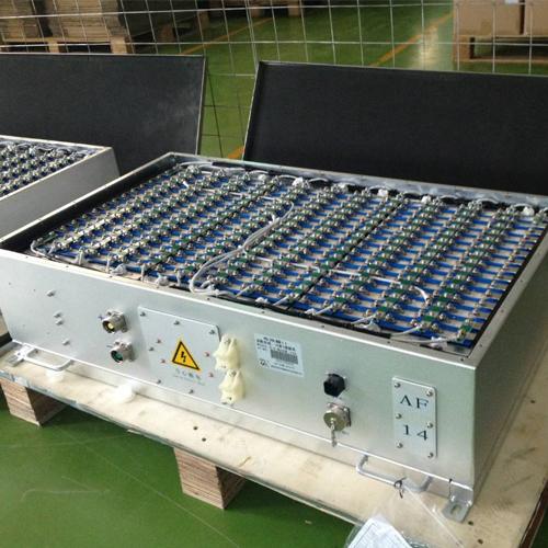 lithium ion 48v forklift battery