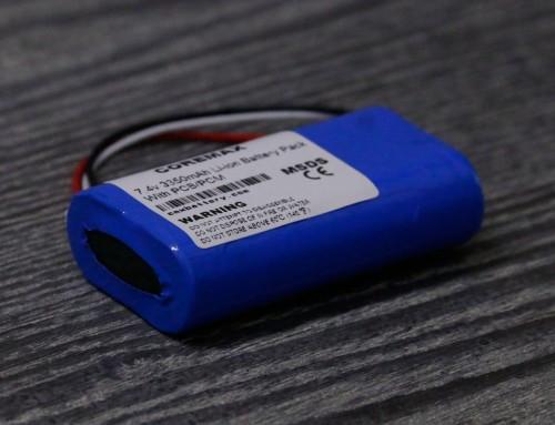 7.4v icr 18650 lithium ion battery packs for Integrated/split type solar street light,ground alarm