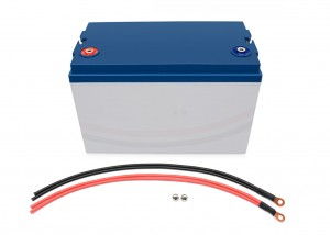 50 Ah 24 V LiFePO4 battery