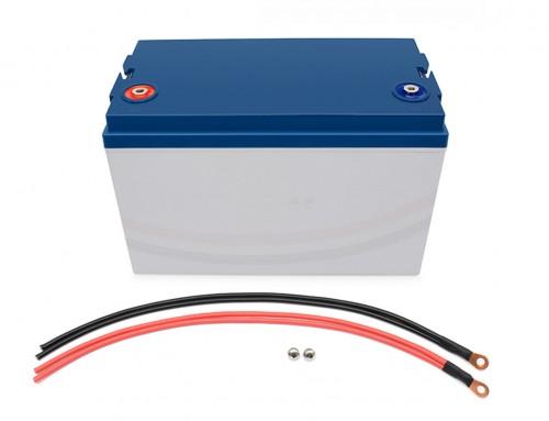 CMX 50 Ah 24 V LiFePO4 Deep Cycle Battery Pack
