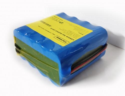 7.4v 8800mah li-ion battery pack for solar pump kit