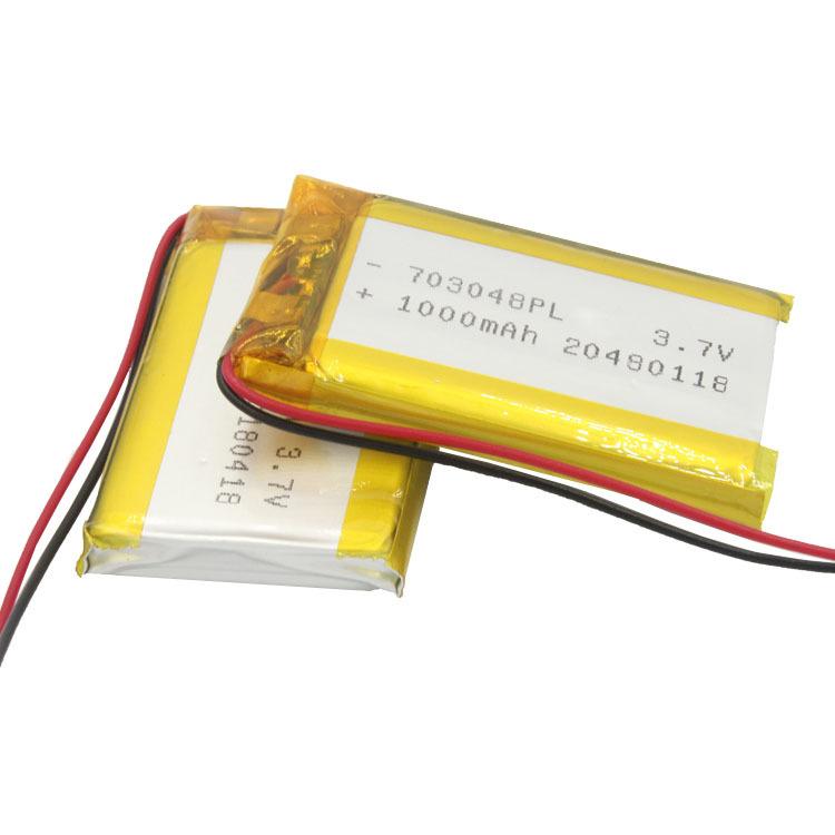 lithium polymer 1000mah