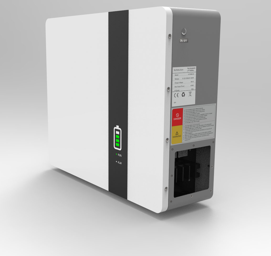 5kwh LiFePo4 battery