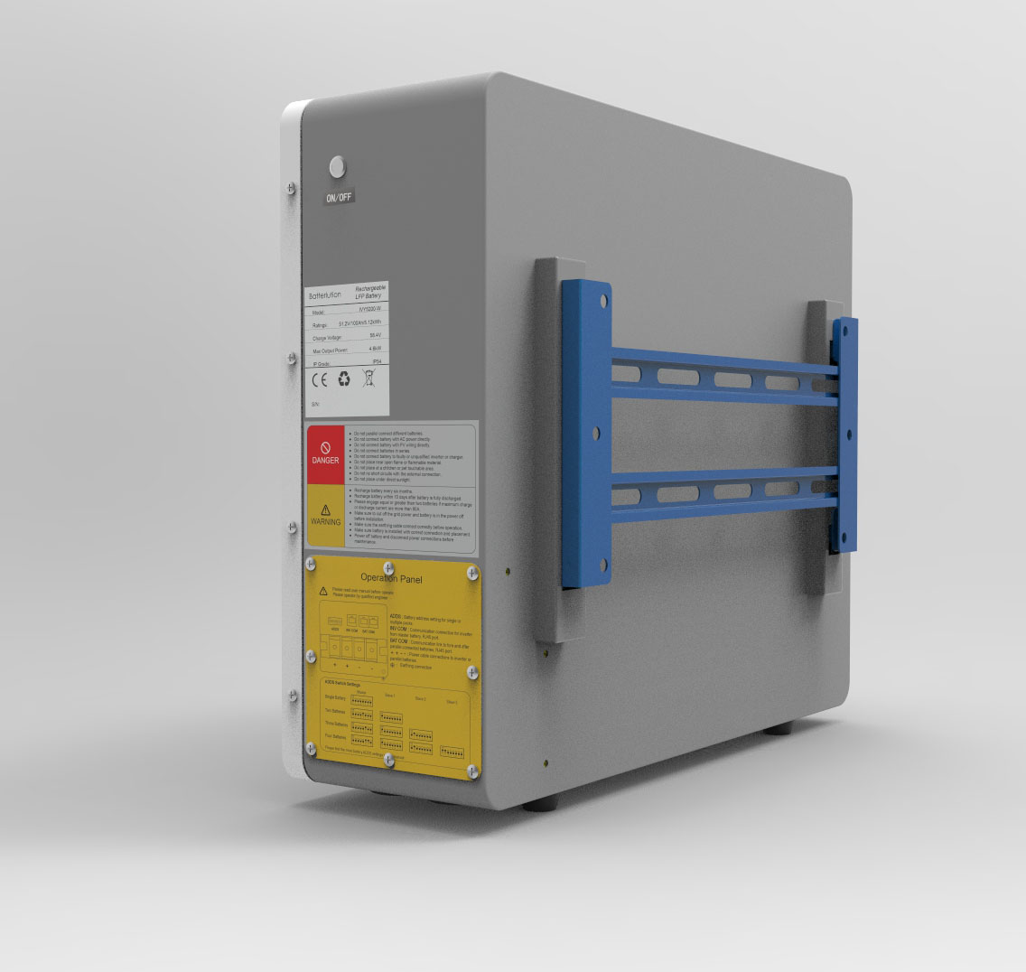 home energy storage battery