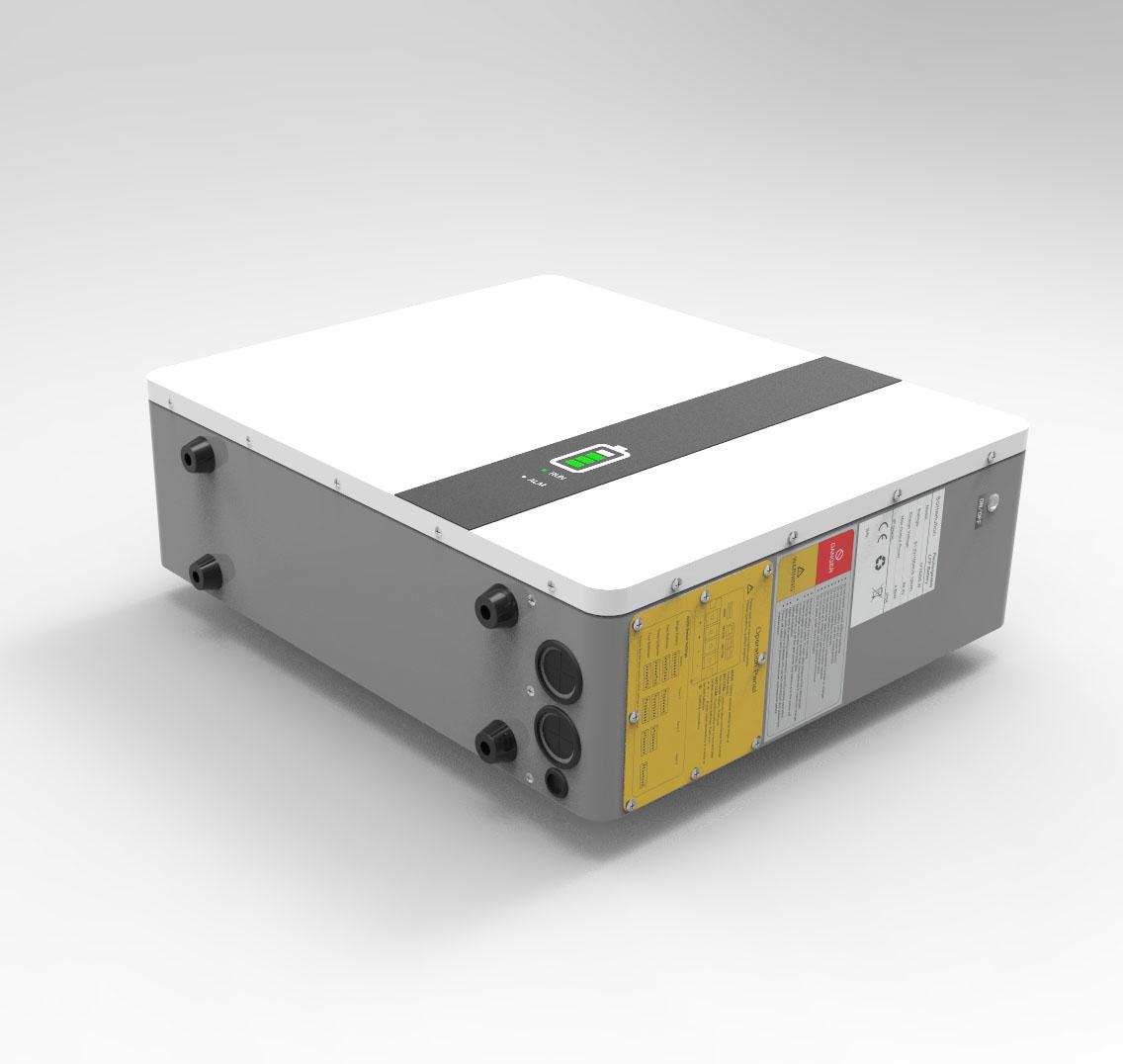 51.2v 100Ah LFP house battery