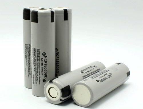 panasonic ncr18650bd 3.7v 3200mah bulk wholesale