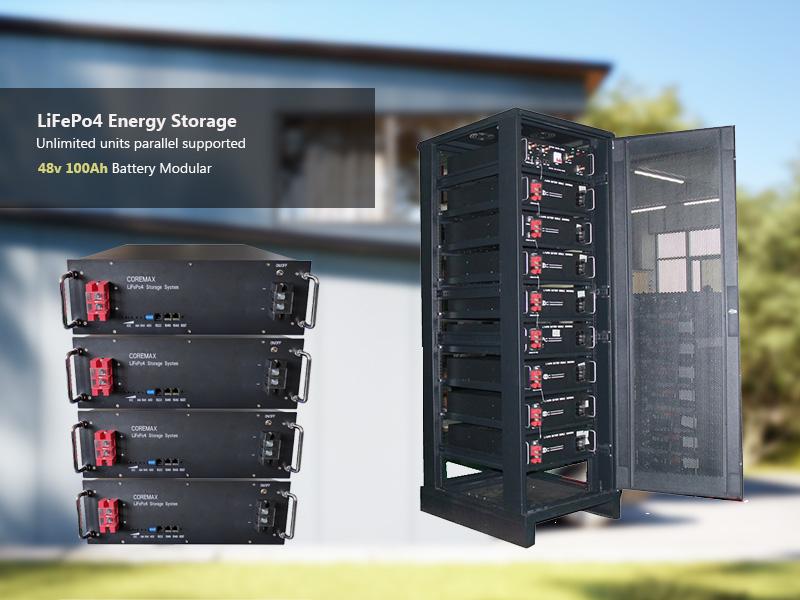 48v storage system