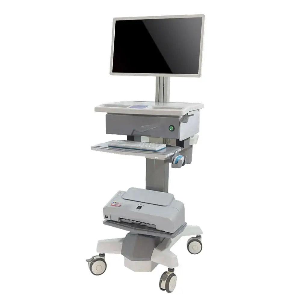 medical cart computer