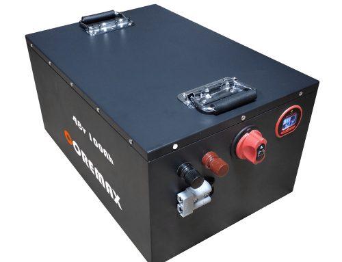 LiFePo4 48v 105Ah trojan for 48 volt golf cart battery Pack