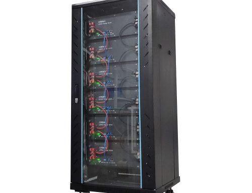 48v 600Ah LiFePo4 30kwh lithium ion solar energy storage system